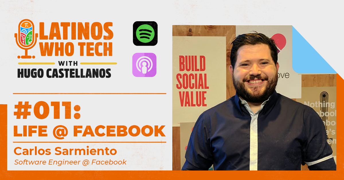 Life @ Facebook: Carlos Sarmiento, Software Engineer @ Facebook