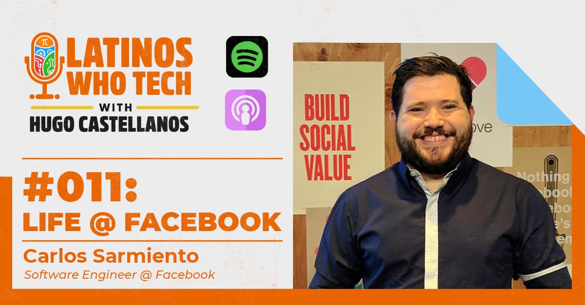 Life @ Facebook: Carlos Sarmiento, Software Engineer @ Facebook