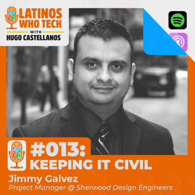 Keeping It Civil: Jimmy Galvez, Project Manager @ Sherwood Design Engineers