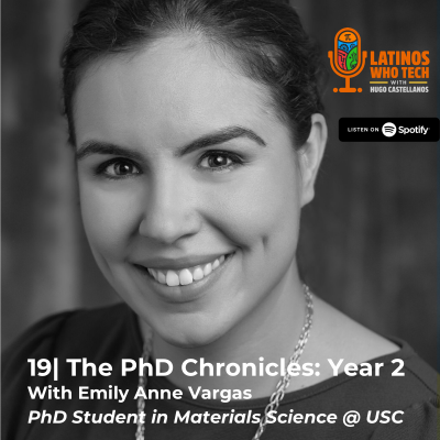 The PhD Chronicles: Year 2 with Emily Anne Vargas
