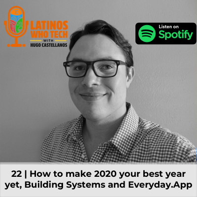 How to make 2020 your best year yet, building systems and Everyday.App