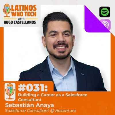 Building a Career as a Salesforce Consultant: Sebastián Anaya