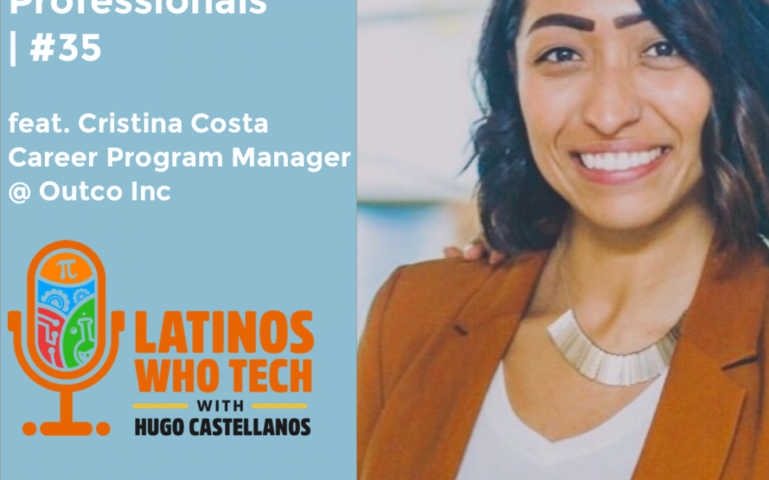 Career Coaching for Tech Professionals feat. Cristina Costa, Outco Inc